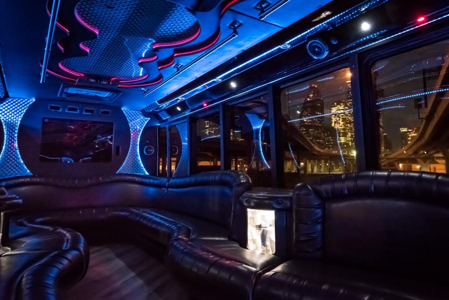 Party Bus Rental Houston